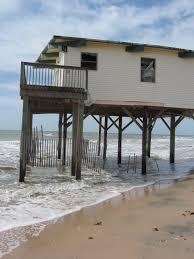 abandoned beach home on surfside beach texas abandoned beach