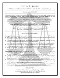 paralegal resume paralegal resume sample writing guide resume