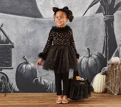 Olivia Halloween Costume Toddler Leopard Tutu Costume Pottery Barn Kids