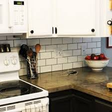 How To Install Kitchen Backsplash Glass Tile with Bathroom How To Install Tile Backsplash For Your Kitchen And