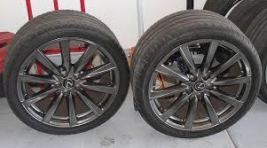 lexus forged wheels az fs isf 19
