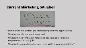 personal marketing plan ppt video online download