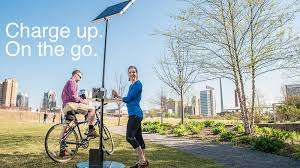solar charging stations innovative efficient and sustainable