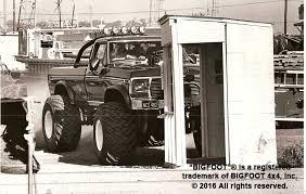 history bigfoot bigfoot 4 4 u2013 monster truck racing team
