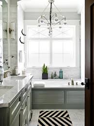 bathroom wonderful spa style bathroom with round shape white