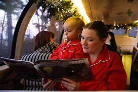 riding the polar express on the texas state railroad the nerd u0027s wife