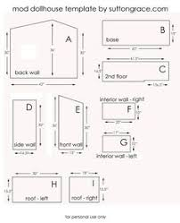 Diy Cardboard Furniture Plans Free by Barbie House Instructions Barbie Barbie House And Doll Houses