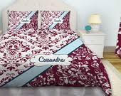 Maroon Comforter Items Similar To Comforters Bedding Sets Teenage Comforters