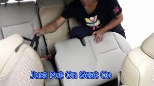 honda crv seat cover installation summer seat cover of 2015 2016 cr v for honda