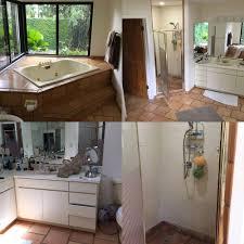 an 80 u0027s bathroom makeover