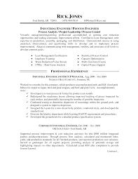 Sample Resume Download by Download Intel Process Engineer Sample Resume