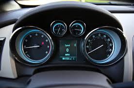 2013 Buick Verano Interior 2013 Buick Verano Turbo Arrival Motor Trend