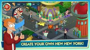 mod apk futurama worlds of tomorrow mod apk unlimited money 1 5 3
