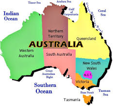 australia map capital cities australia a land 33 map of australia capital cities