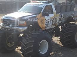 bigfoot the original monster truck the sheriff monster trucks wiki fandom powered by wikia