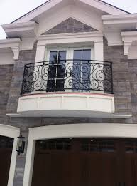 iron aluminum railings services in edmonton alberta