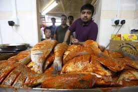 cuisine bu bu qtair seaside seafood on jumeirah s shore the national