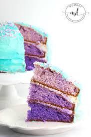 the mermaid cake mermaid cake recipe ombre cake in purple layers