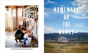Bring Color And Style In Martha Stewart Living Redesign U2014 Jenn Mcmanus Art Direction Design