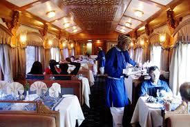Deccan odyssey train