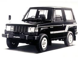 mitsubishi pajero japan mitsubishi pajero 240 landmarks of japanese automotive technology mitsubishi