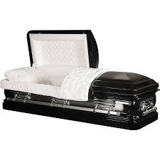 black caskets legacy prestige casket walmart