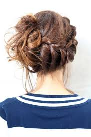 hair in a bun for women over 50 50 best messy hairstyles from around the world to get inspired
