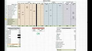 Best Balance Sheet Format In Excel by Accounting 101 Accrual Accounting In Excel Youtube