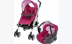 poussette siege auto bebe poussette et siège auto annonce puériculture equipement bébé