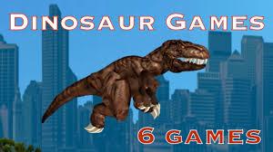 dinosaur games videos kids games dinosaurs