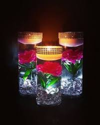 Wedding Centerpieces Floating Candles And Flowers by Wedding Centerpiece Floating Candle Centerpiece Orchid