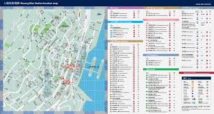 Subway Station Map by Hong Kong U0026 Kowloon Mtr Station Maps 2012 2013 Printable Subway