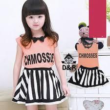 Baju Atasan Rok Levis baju rok anak perempuan model terbaru murah