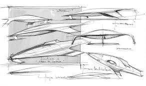 ferrari sketch ferrari ufos design chief flavio manzoni u0027s spaceship side project
