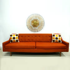 Mid Century Modern Leather Sofa by Modern Mid Century Sofa Buying Tips Traba Homes