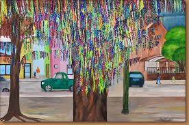 mardi gras trees heckman mardi gras bead trees