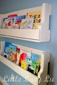 How To Make A Bookshelf Out Of A Pallet Wall Mounted Bookshelves For Kids Foter