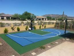 Backyard Sports Court by 32 Best Backyard Sport Court Images On Pinterest Backyard Ideas