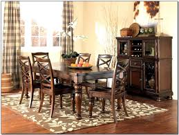 Dining Room Rug Ideas Dining Tables Rug Under Kitchen Table Or Not Dining Room Rugs