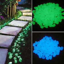 Glow In The Dark Home Decor Glow In The Dark Pebbles Ebay