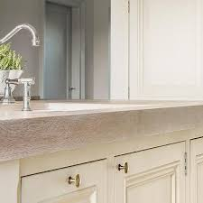 Limed Oak Kitchen Cabinets Limed Oak Cabinets With Aged Brass Pulls Design Ideas