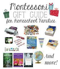 montessori christmas gift guide
