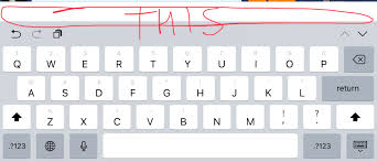 Top Bar How To Disable Top Bar Of The Ios Keyboard Ask Different
