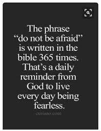 afraid quotes faith bible scriptures