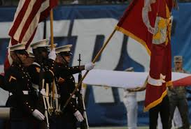San Diego Chargers Flag San Diego Chargers Host Service Members For 25th Annual Salute To