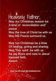 a prayer the true spirit of