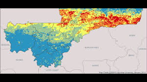 Mali World Map by Mapping Spatial Patterns Of Vulnerability In Mali Youtube