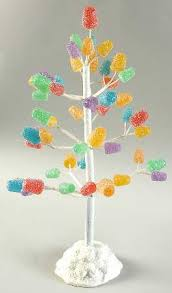 pole gumdrop tree 12 boxed by department 56