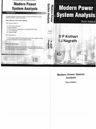 61907921 modern power systems analysis d p kothari i j nagrath