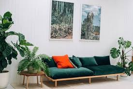 Emerald Green Velvet Sofa by The Couch Trend For 2017 Stylish Emerald Green Sofas Apartment